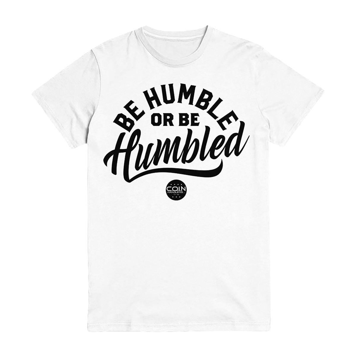 Humble T-Shirt [White]