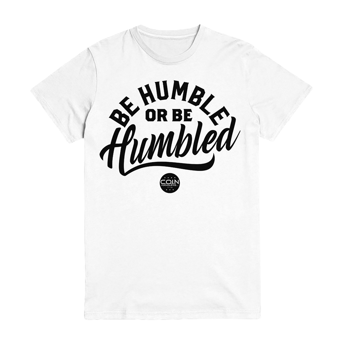 Humble T-Shirt [White]