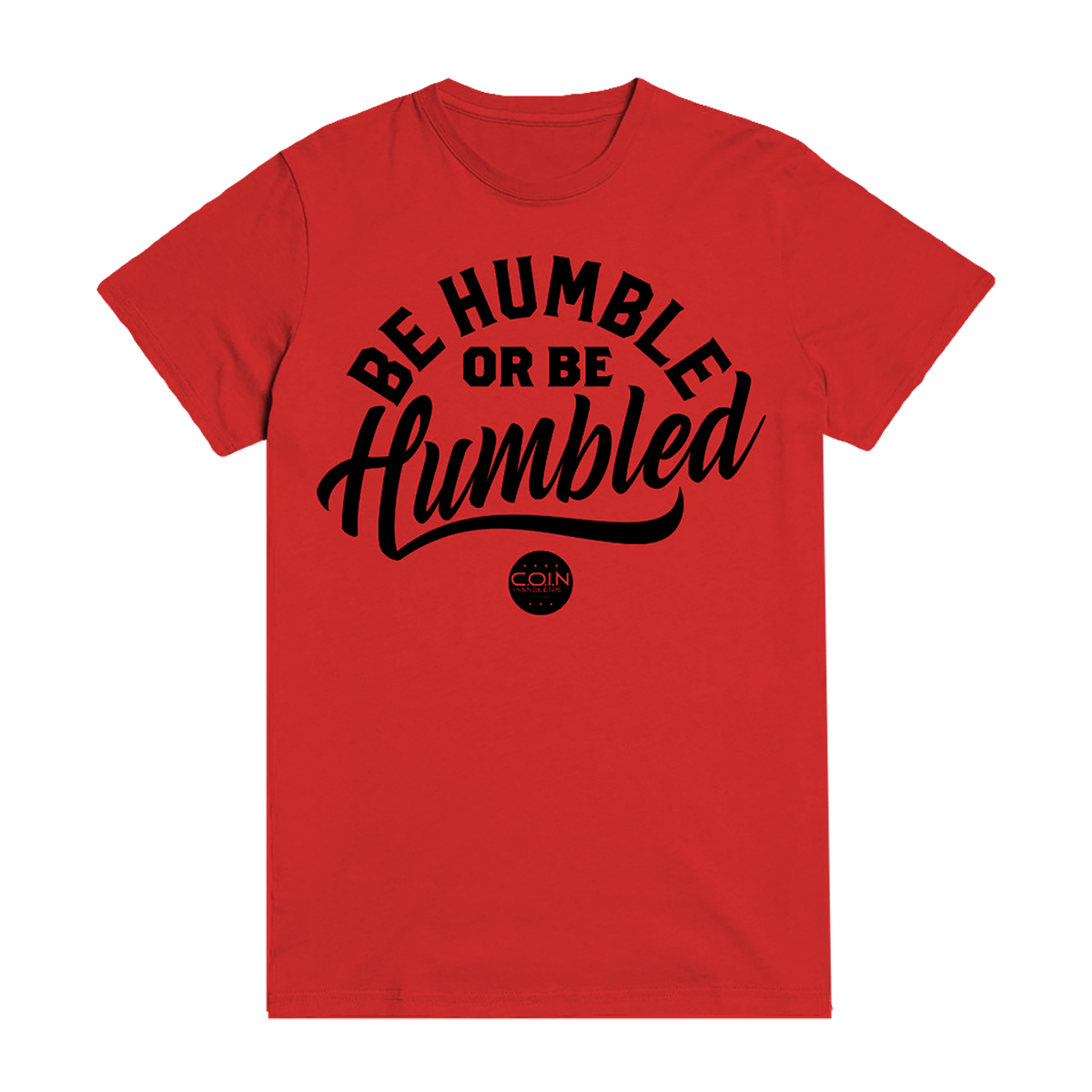 Humble T-Shirt [Red]
