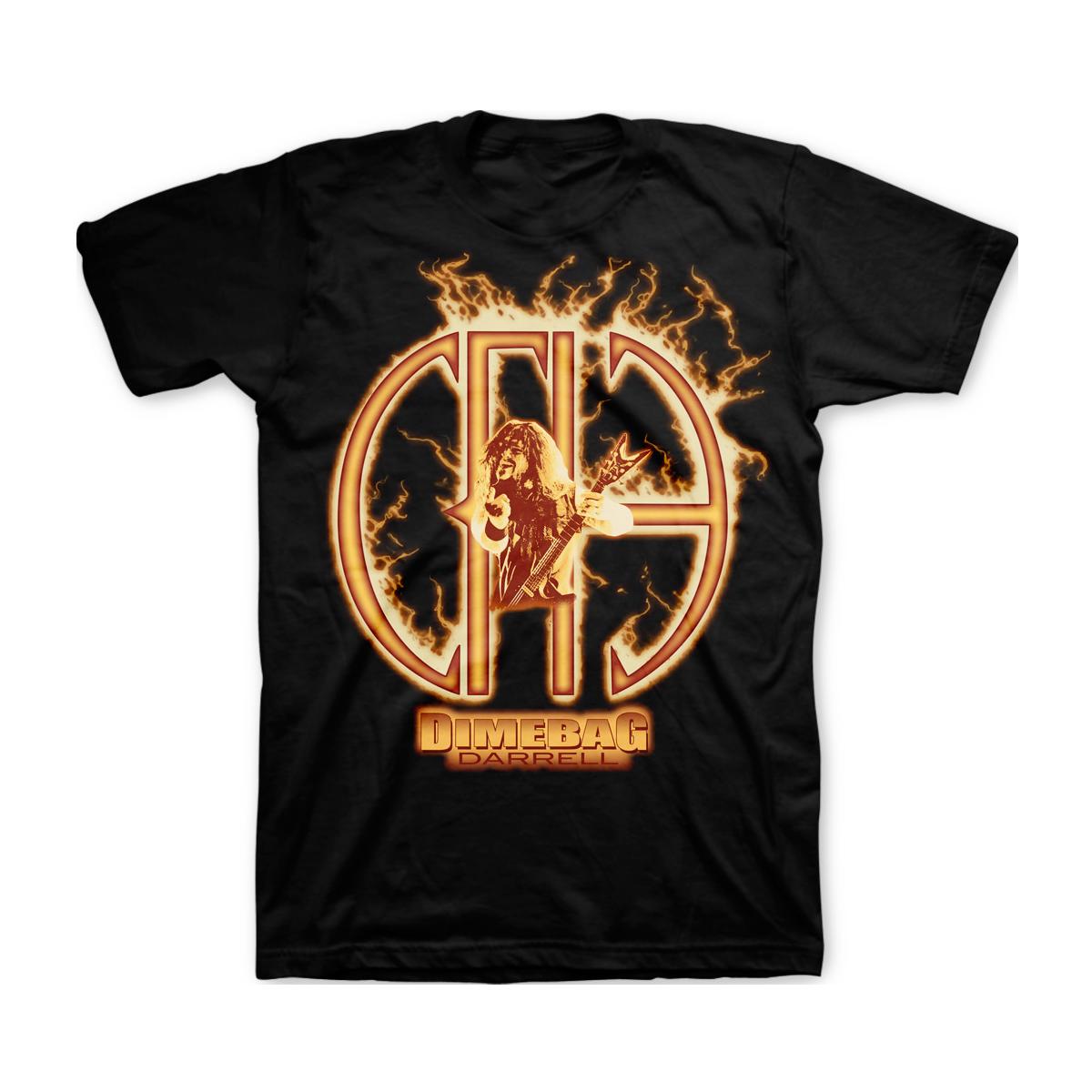 Fire CFH Logo T-Shirt