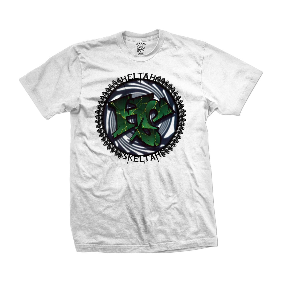 Heltah Skeltah Glow in the Dark Retro T-Shirt