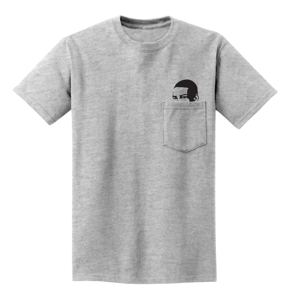 Daquan Pocket T-Shirt