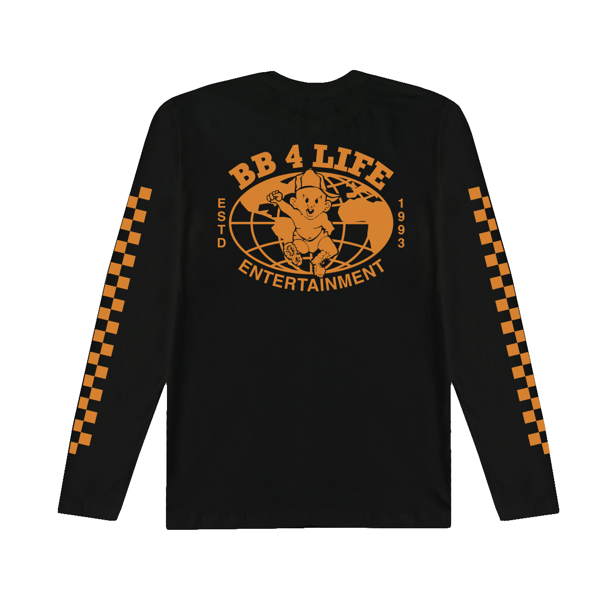 Bad Boy Globe Long Sleeve Shirt