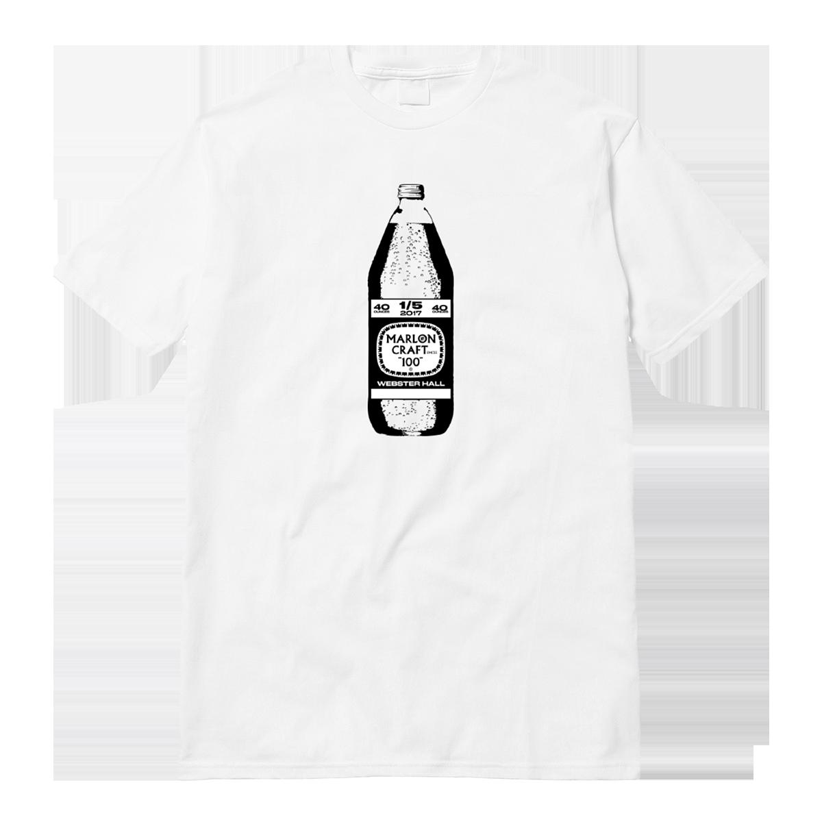 Craft 40 oz. T-Shirt [White]