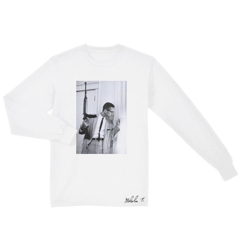 By Any Means L/S Shirt [White]