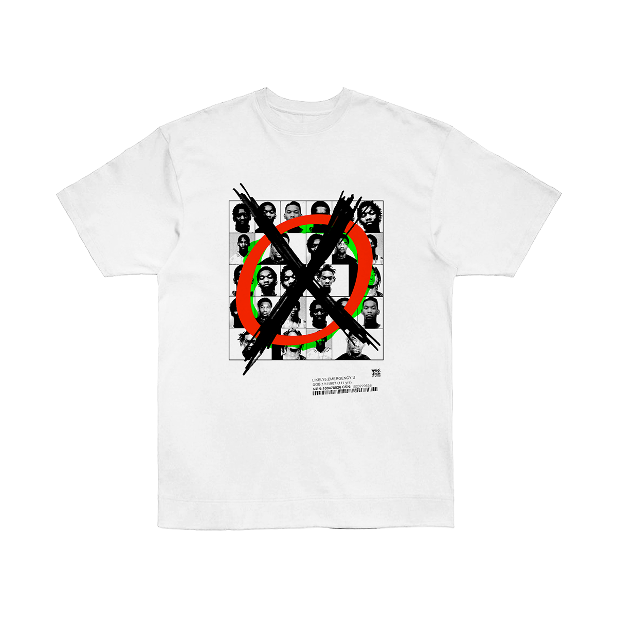 Cross Out Tee + Father Of 4 Download