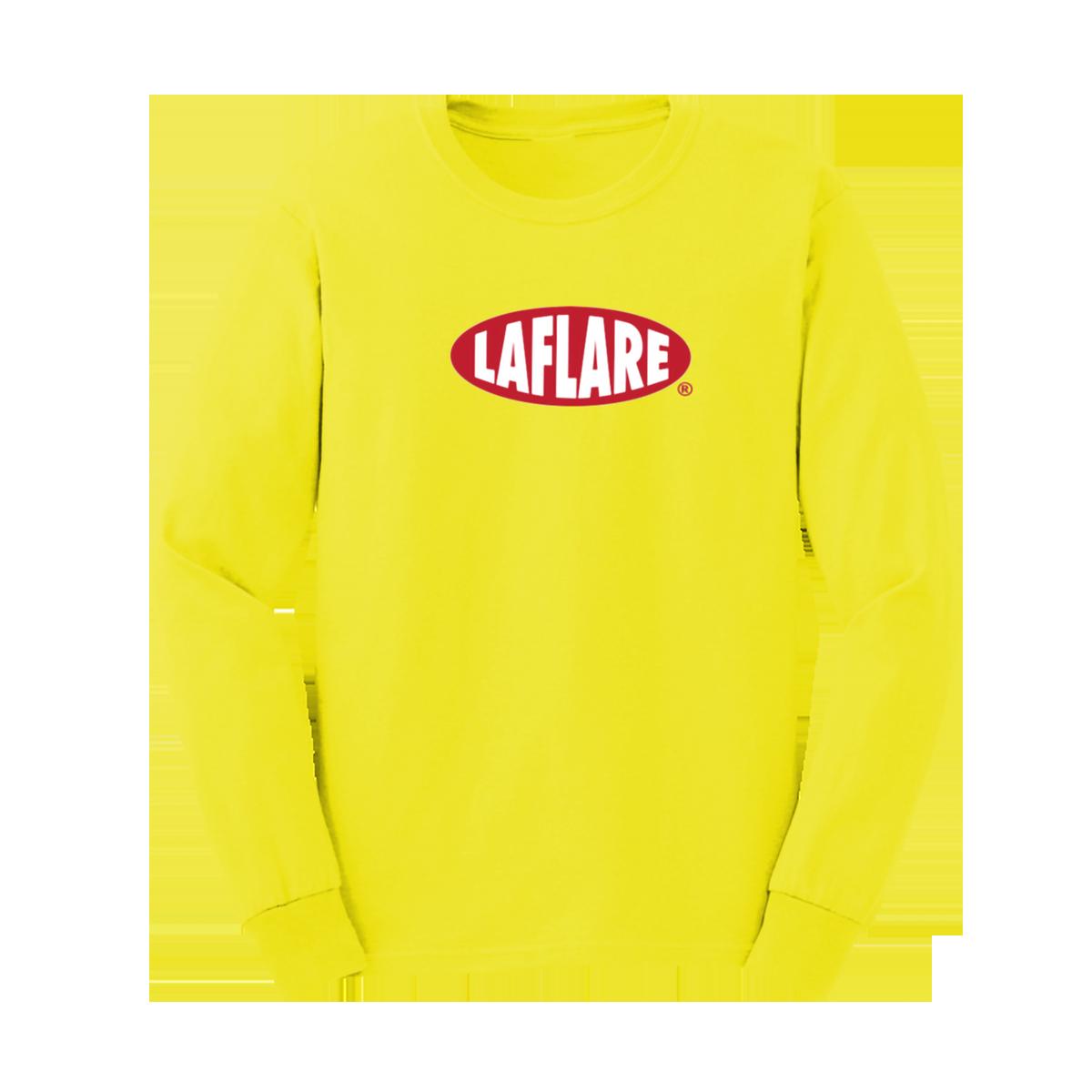 LaFlare Long Sleeve T-Shirt + Album Bundle