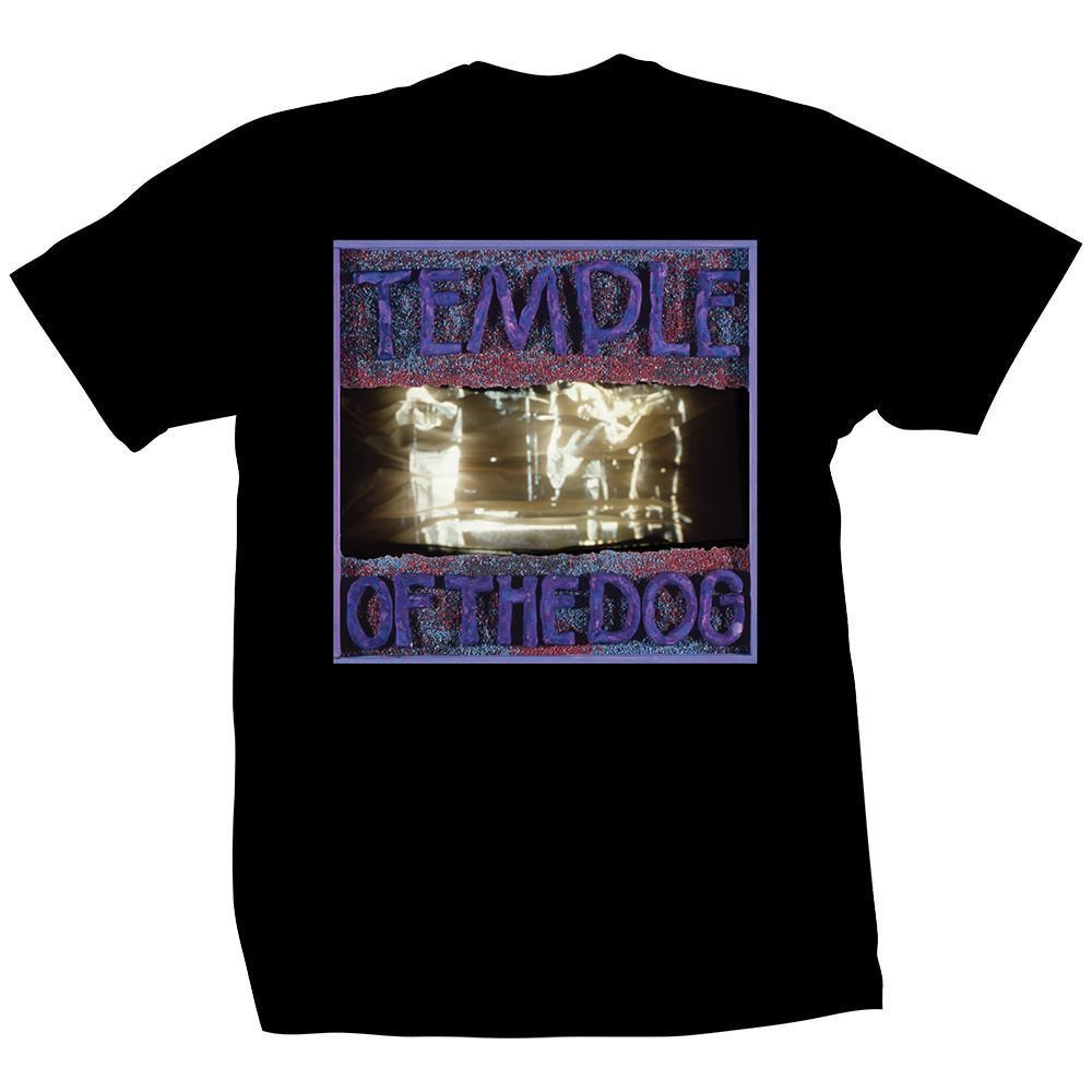 Album Cover + Tour Dates T-Shirt