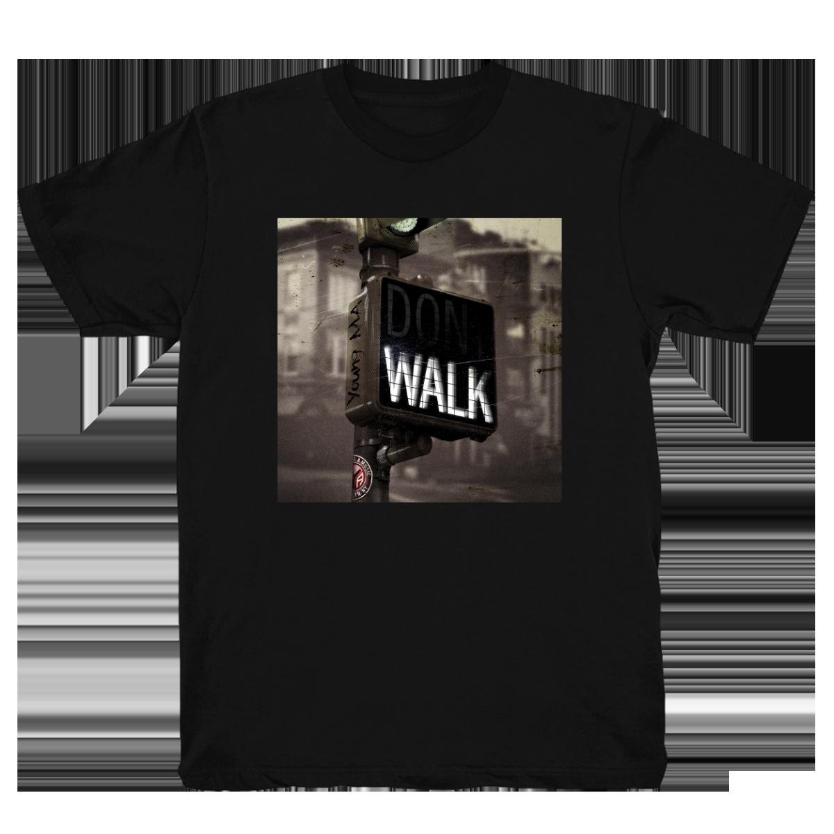 Walk T-Shirt [Black]