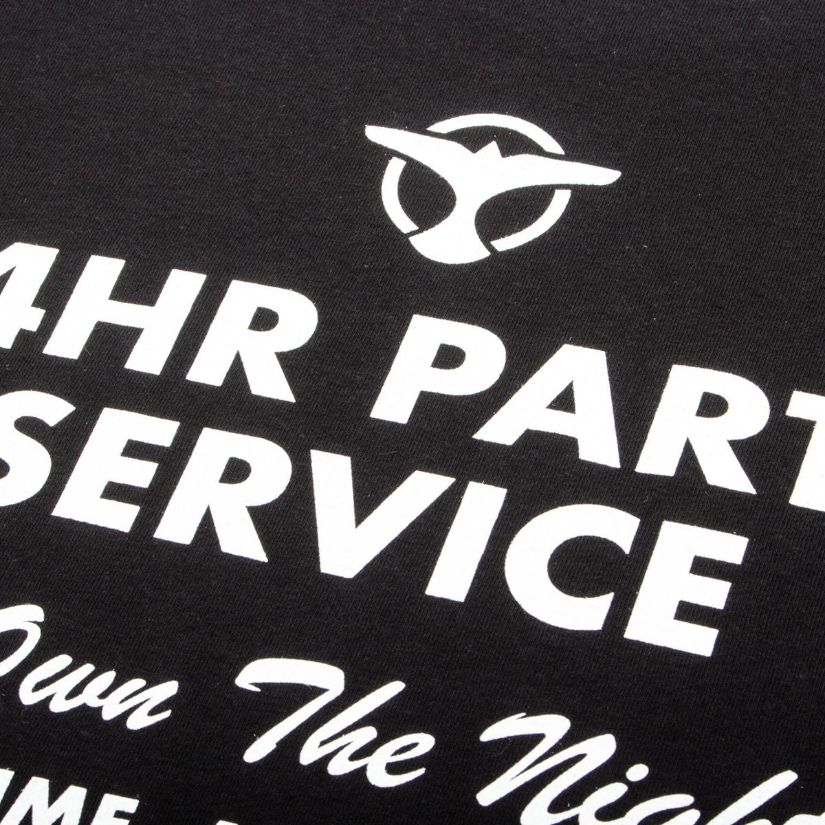 '24 HR PARTY' T-Shirt
