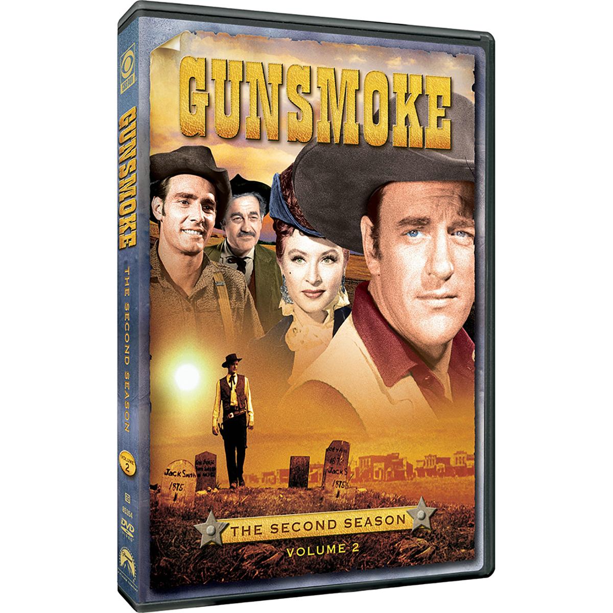 Gunsmoke: Season 2 - Volume 2 DVD -  DVDs & Videos 192-65695