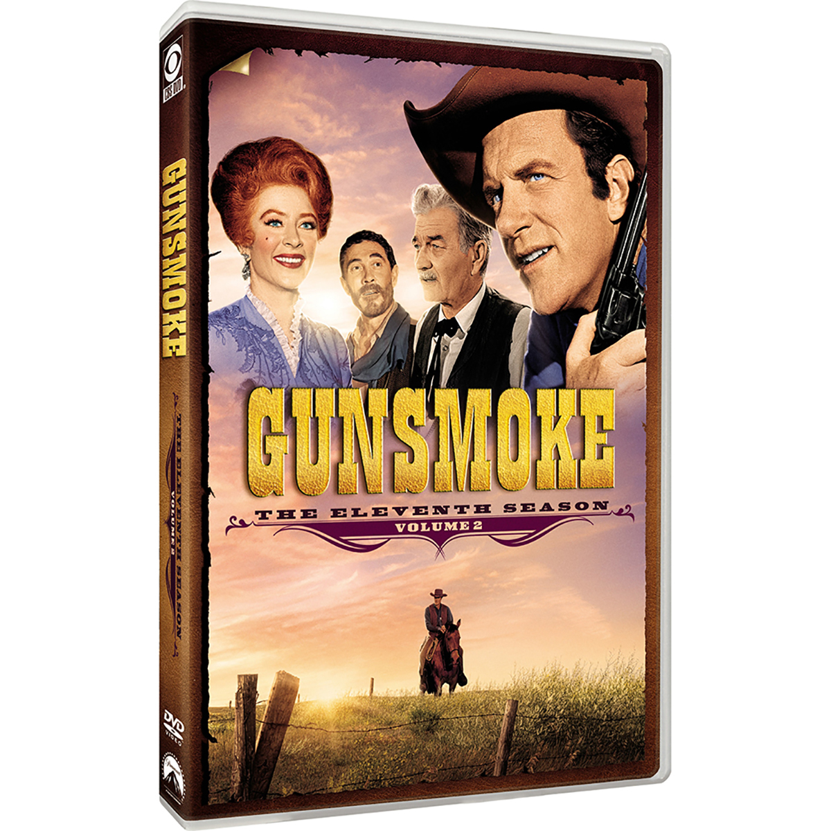 Gunsmoke: Season 11 - Volume 2 DVD -  DVDs & Videos 6445-693722