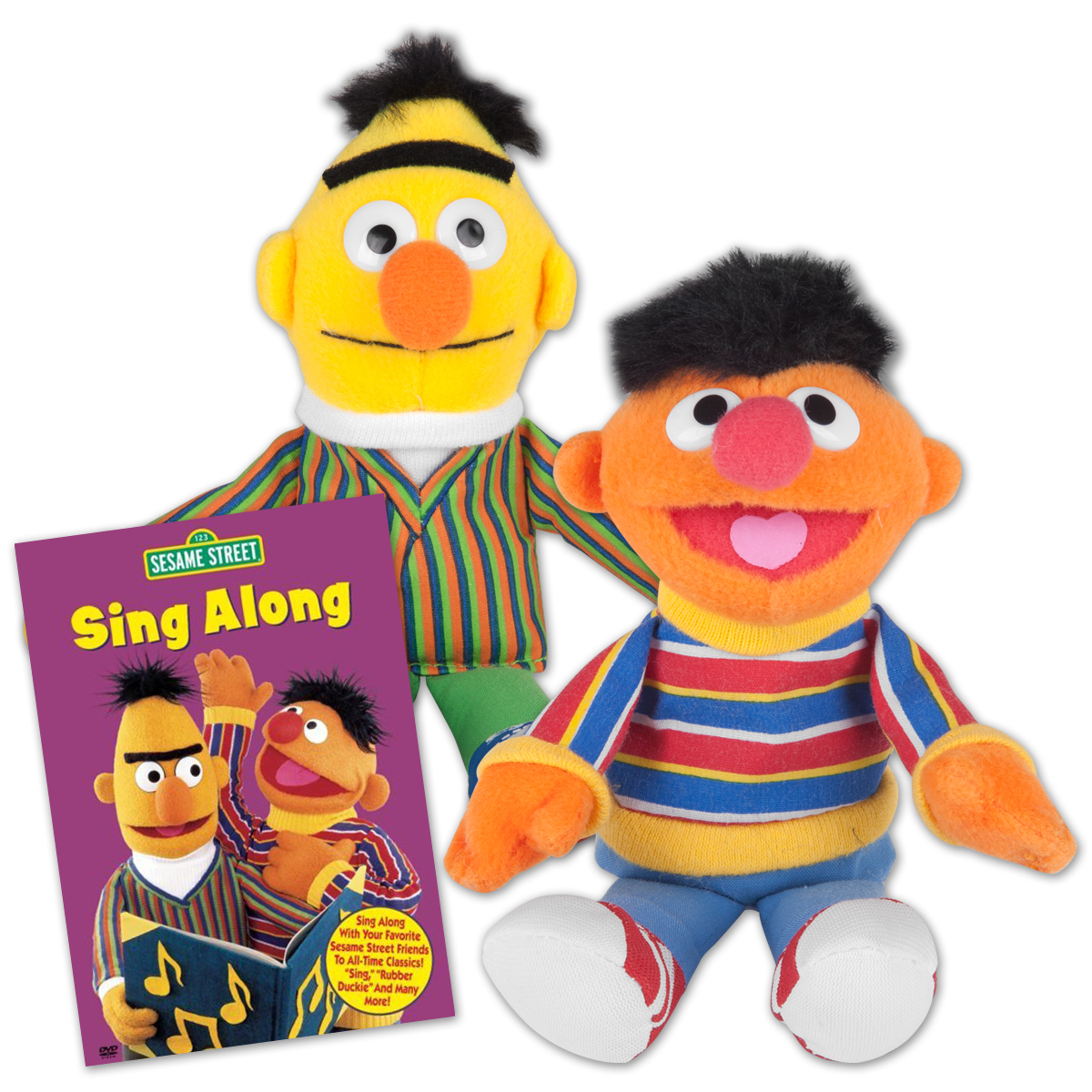 Bert and Ernie Buddy Bundle