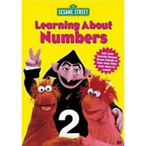 Learning About Numbers DVD