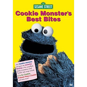 Cookie's Best Bites DVD