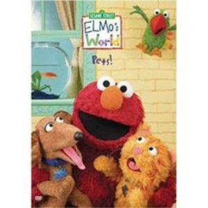Elmo's World: Pets DVD