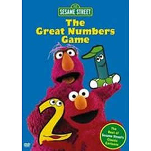 The Great Numbers Game DVD