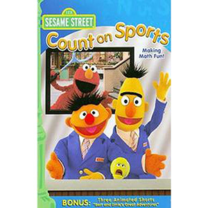 Count on Sports DVD