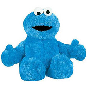 Cookie Monster 12 Inch Plush