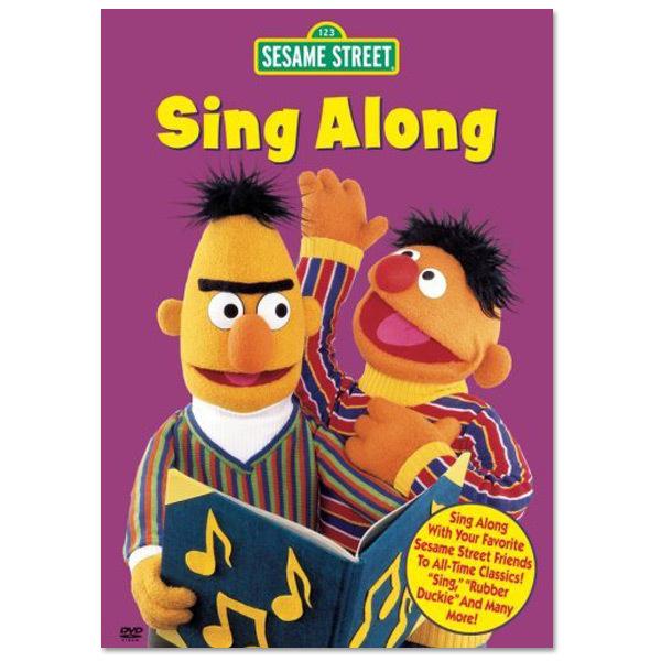 Sesame Street Sing Along DVD