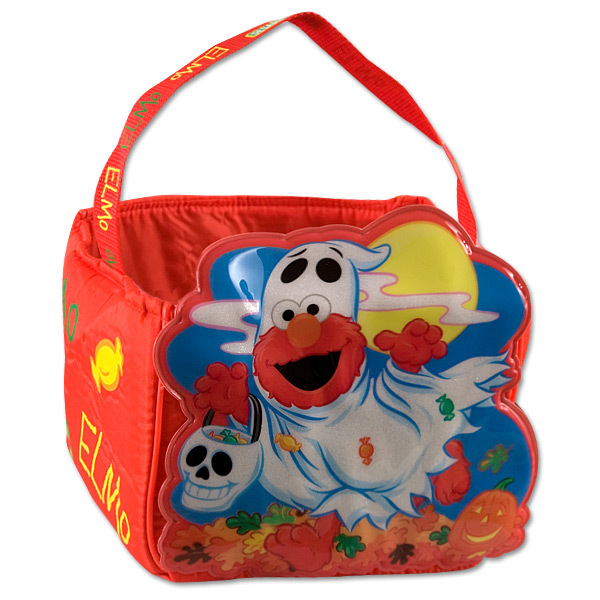 Elmo Candy Cube