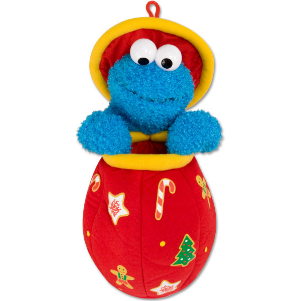Cookie Monster Jar Stocking