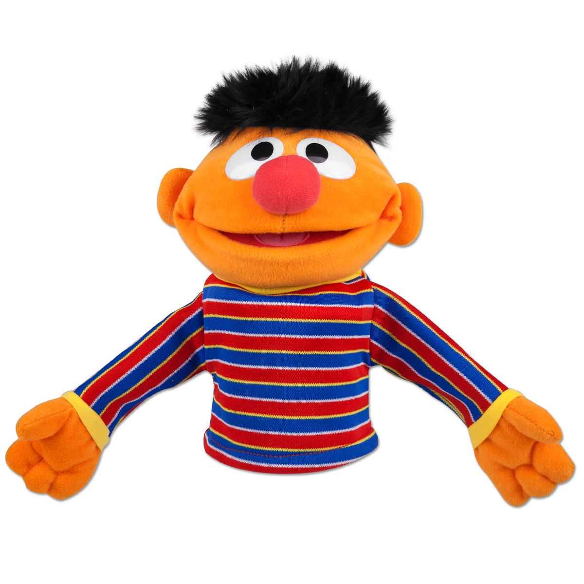 Ernie Hand Puppet