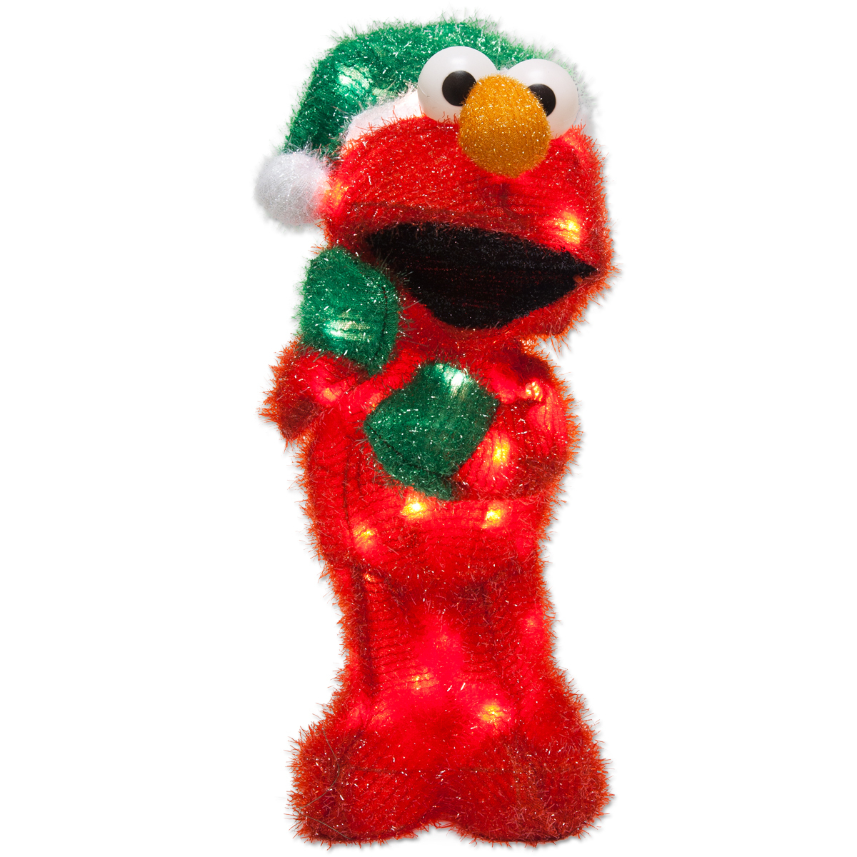Elmo Tinsel 3D Light-up Decor