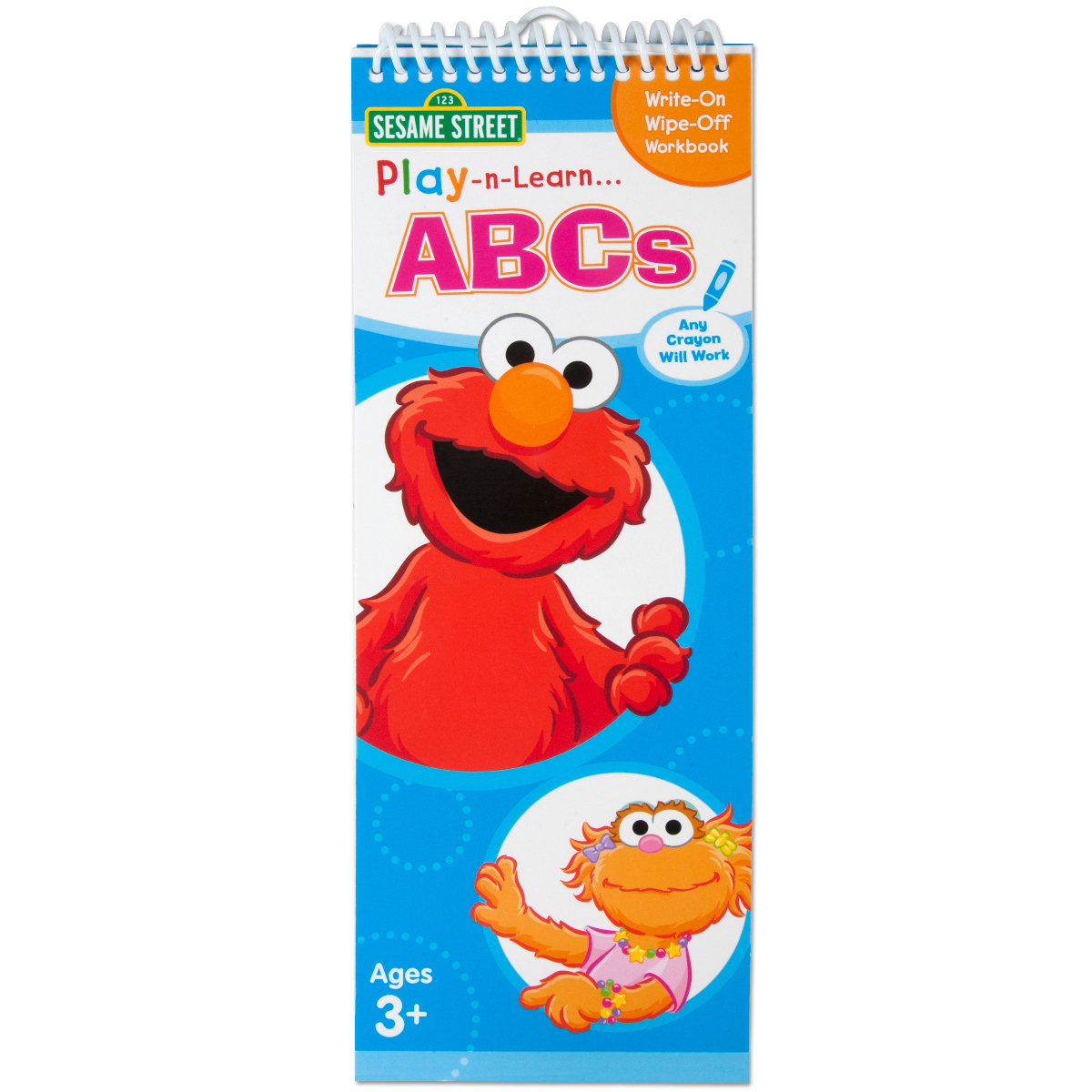 Sesame Street Play and Learn ABCs