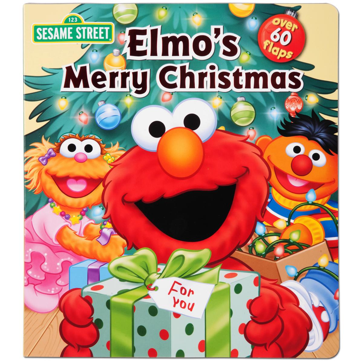 Elmo's Merry Christmas Book
