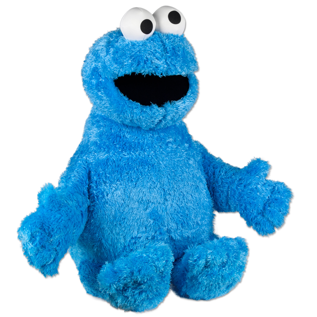 Cookie Monster Jumbo Plush