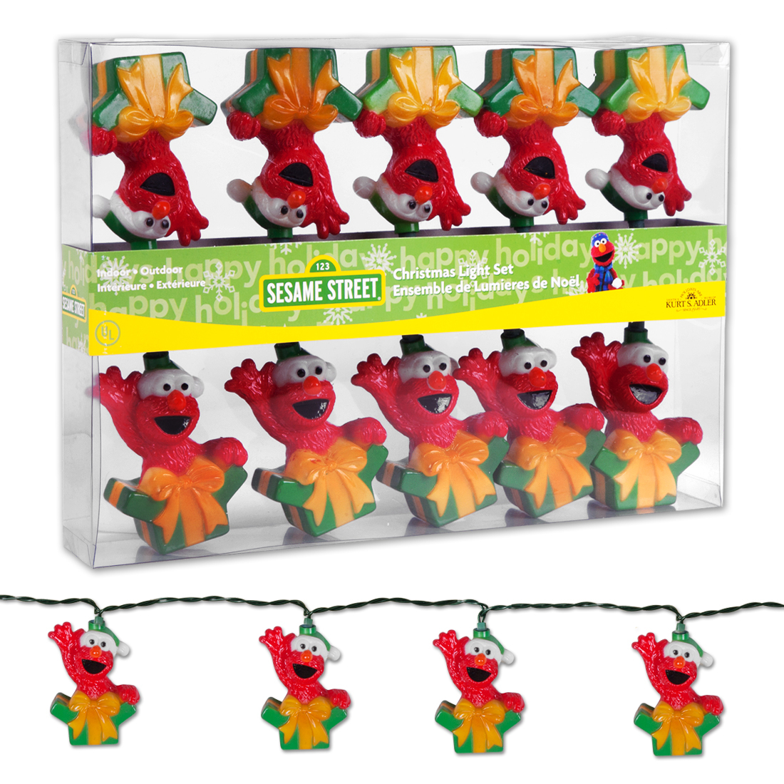 Sesame Street Elmo Light Set