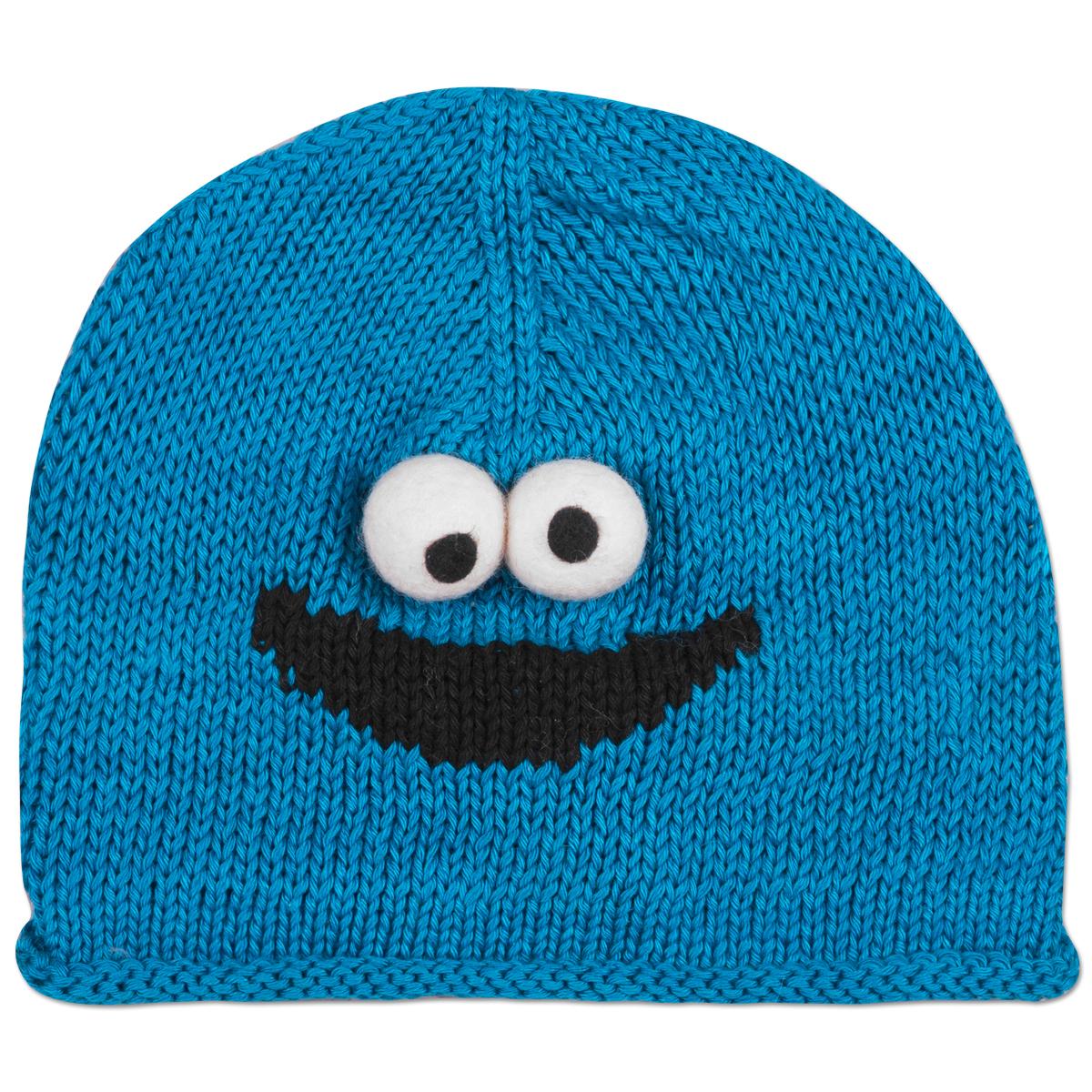 Cookie Monster Cotton Kids Beanie