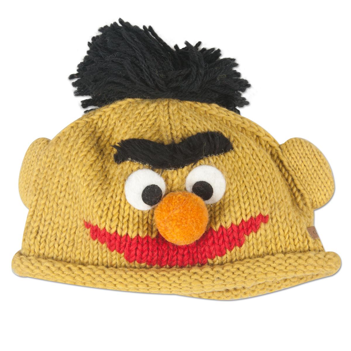 Bert Wool Toddler Beanie