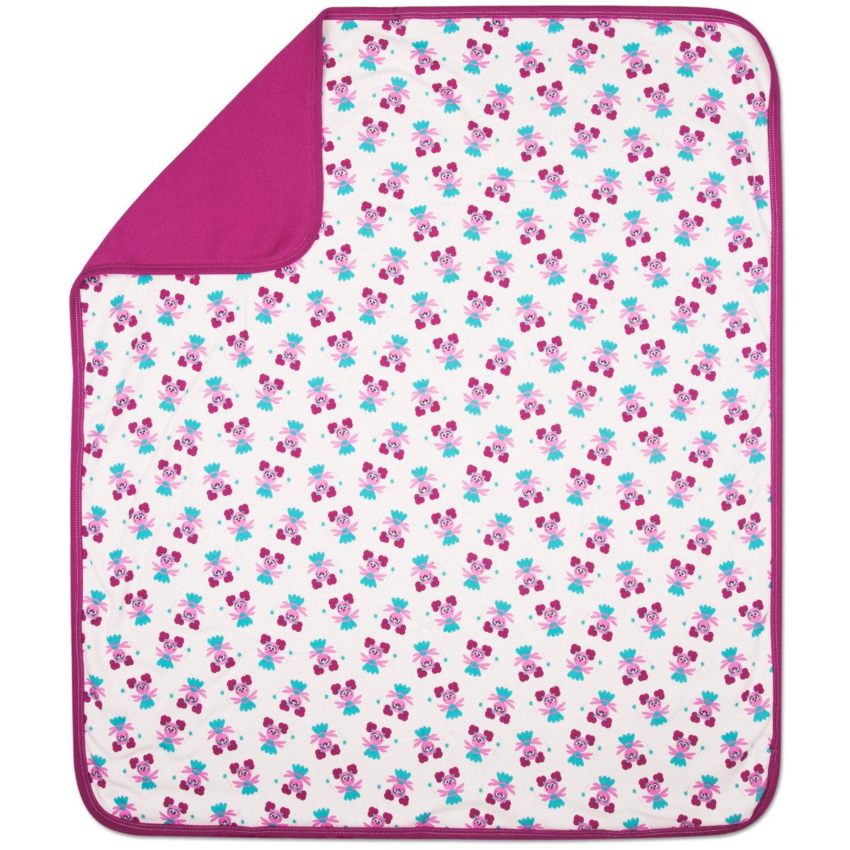 Abby Pattern Receiving Blanket