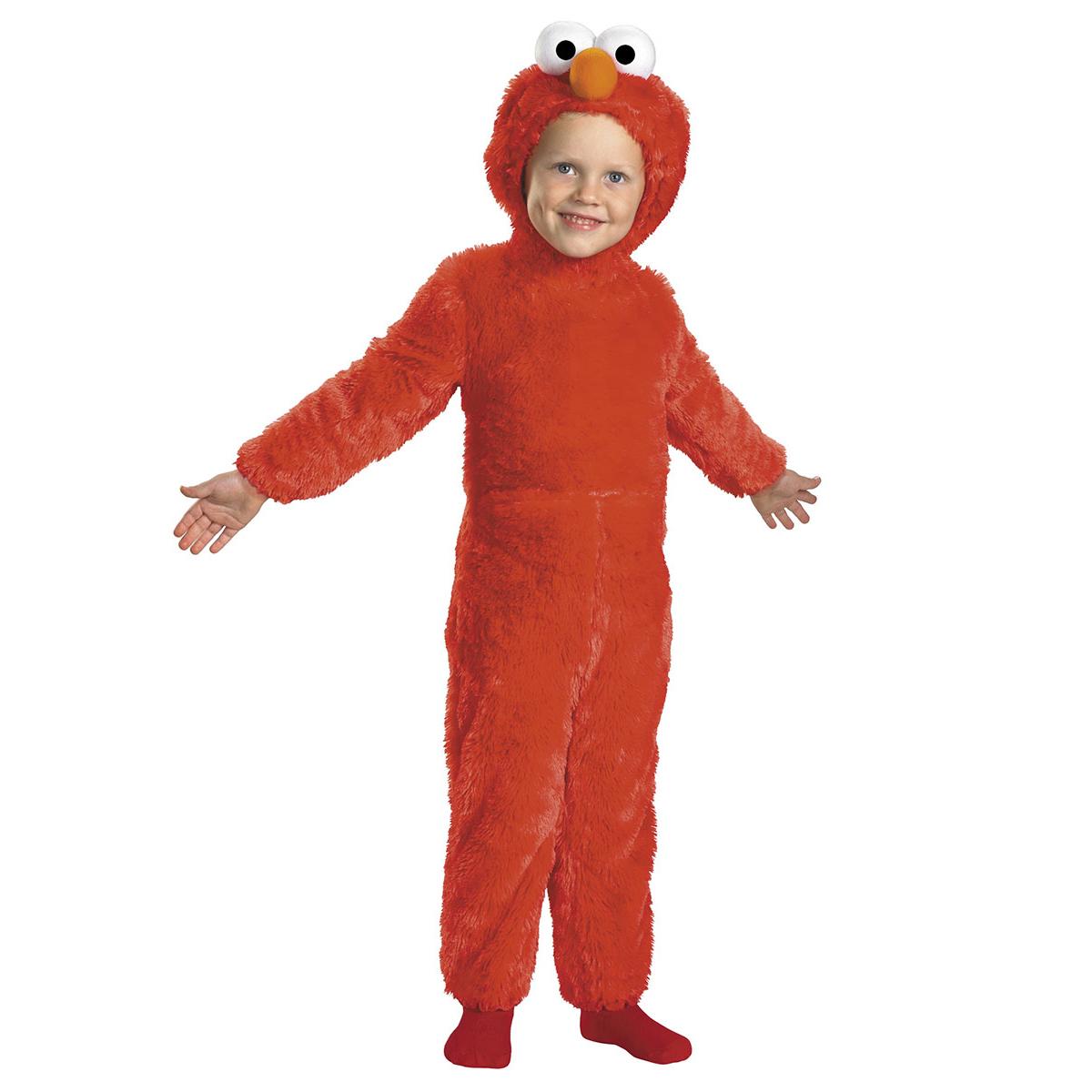 Comfy Fur Elmo Costume