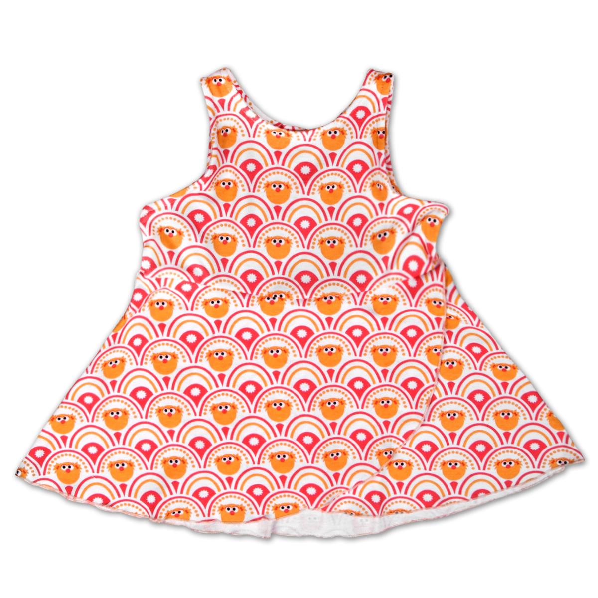 Zoe Blossoms Toddler Flutter Top