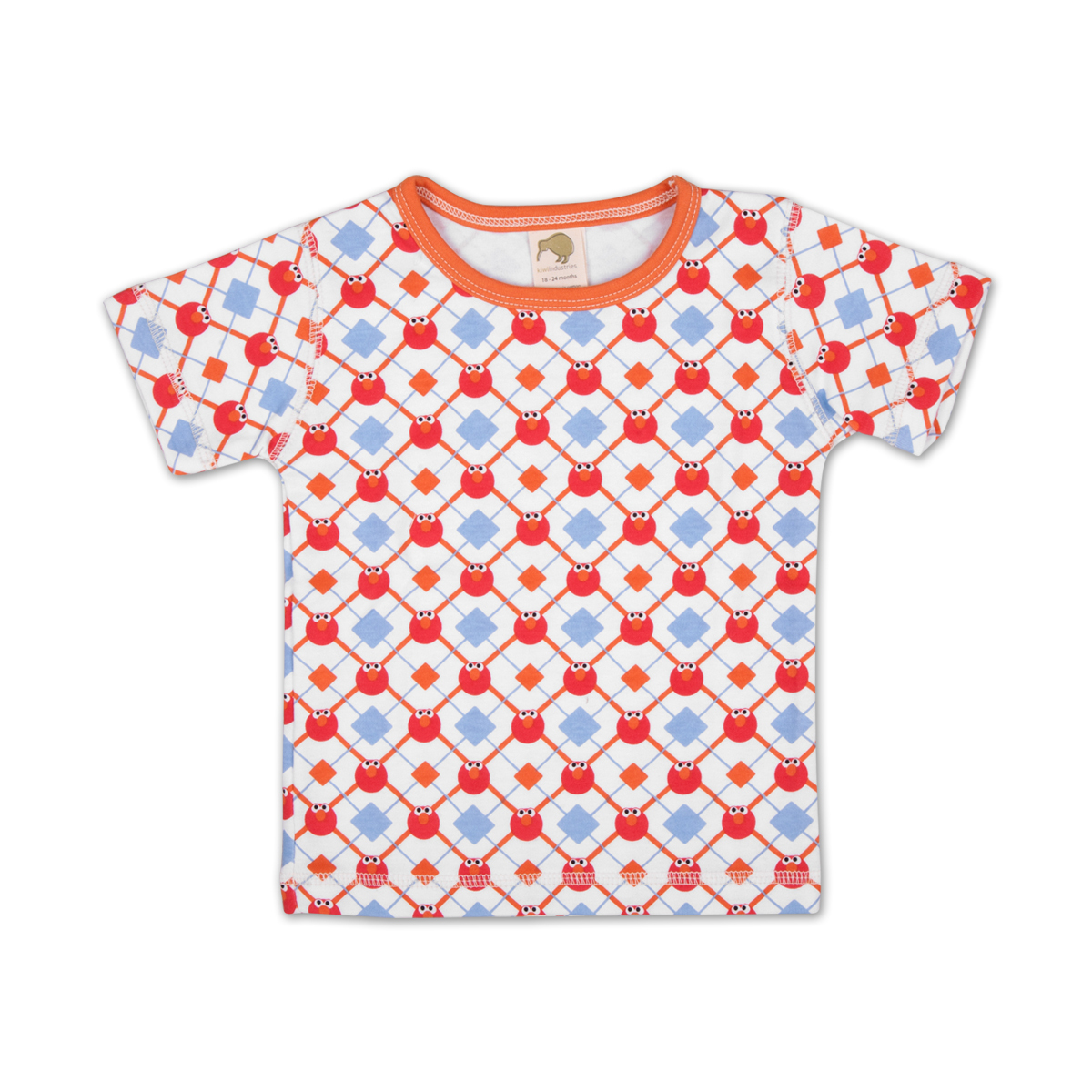 Elmo Argyle Infant T-shirt