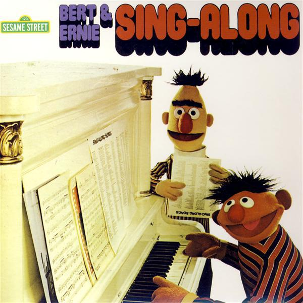 Bert and Ernie Sing-Along - MP3 Download