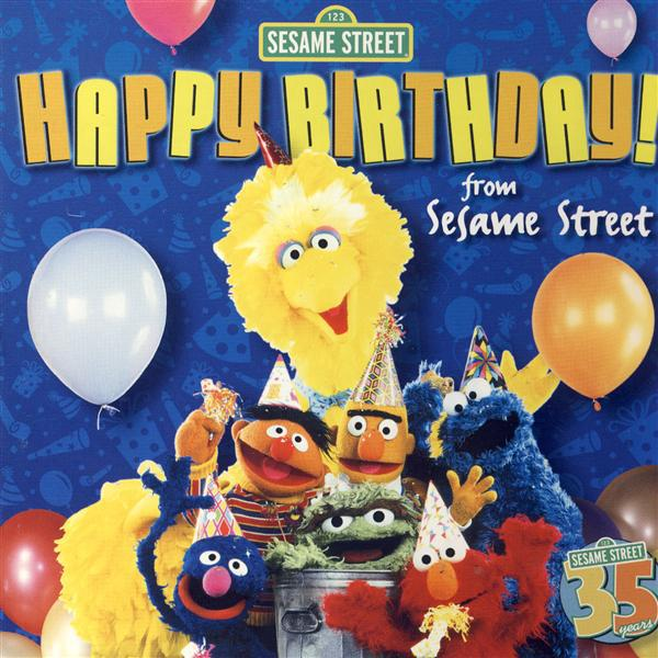 Happy Birthday from Sesame Street - MP3 Download
