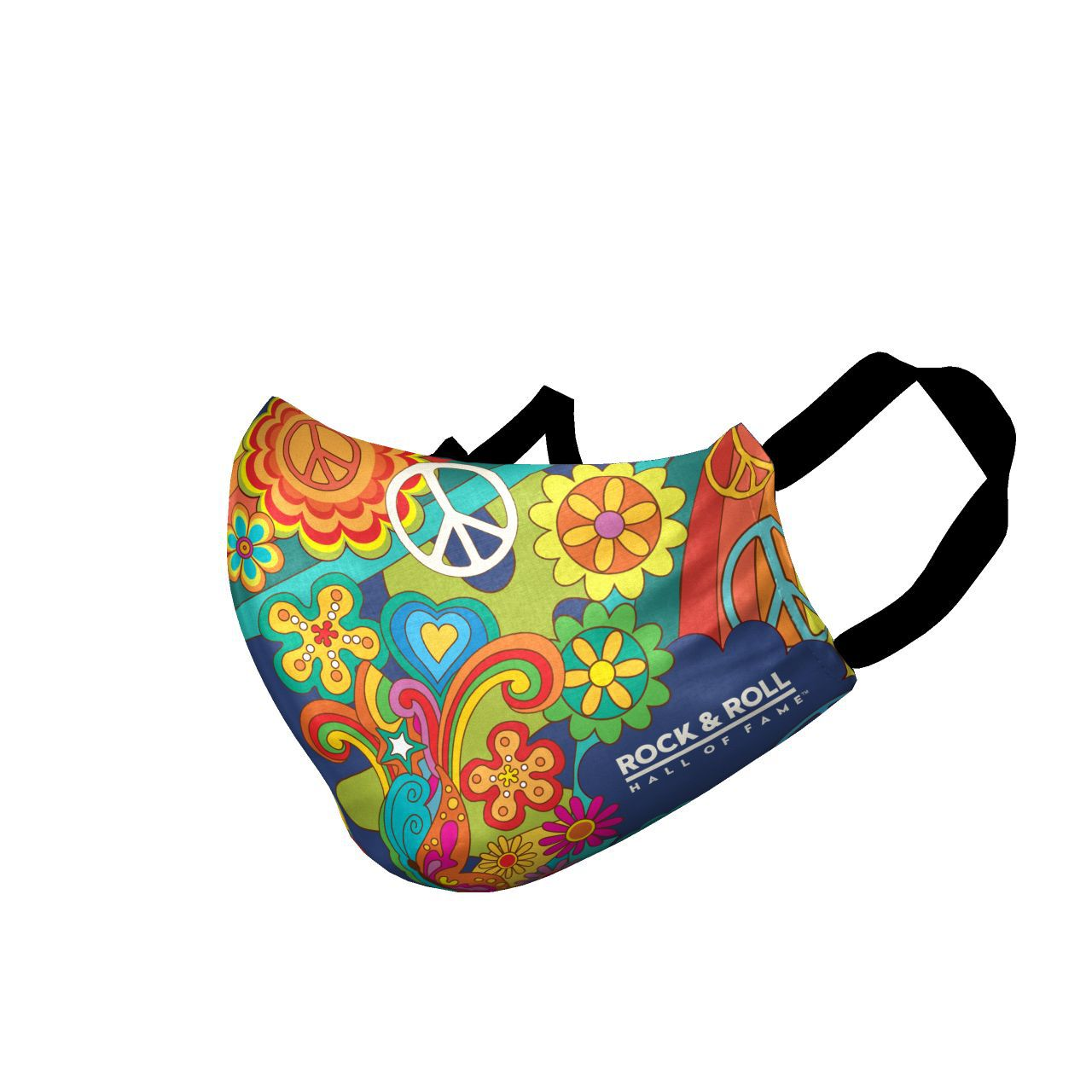 Youth 60'S Psychedelic Face Mask