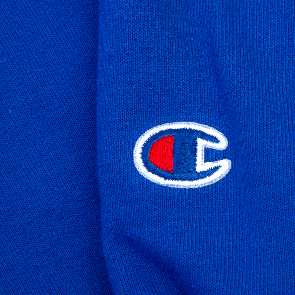 Champion Rock Hall Blue & Orange Applique Hoodie