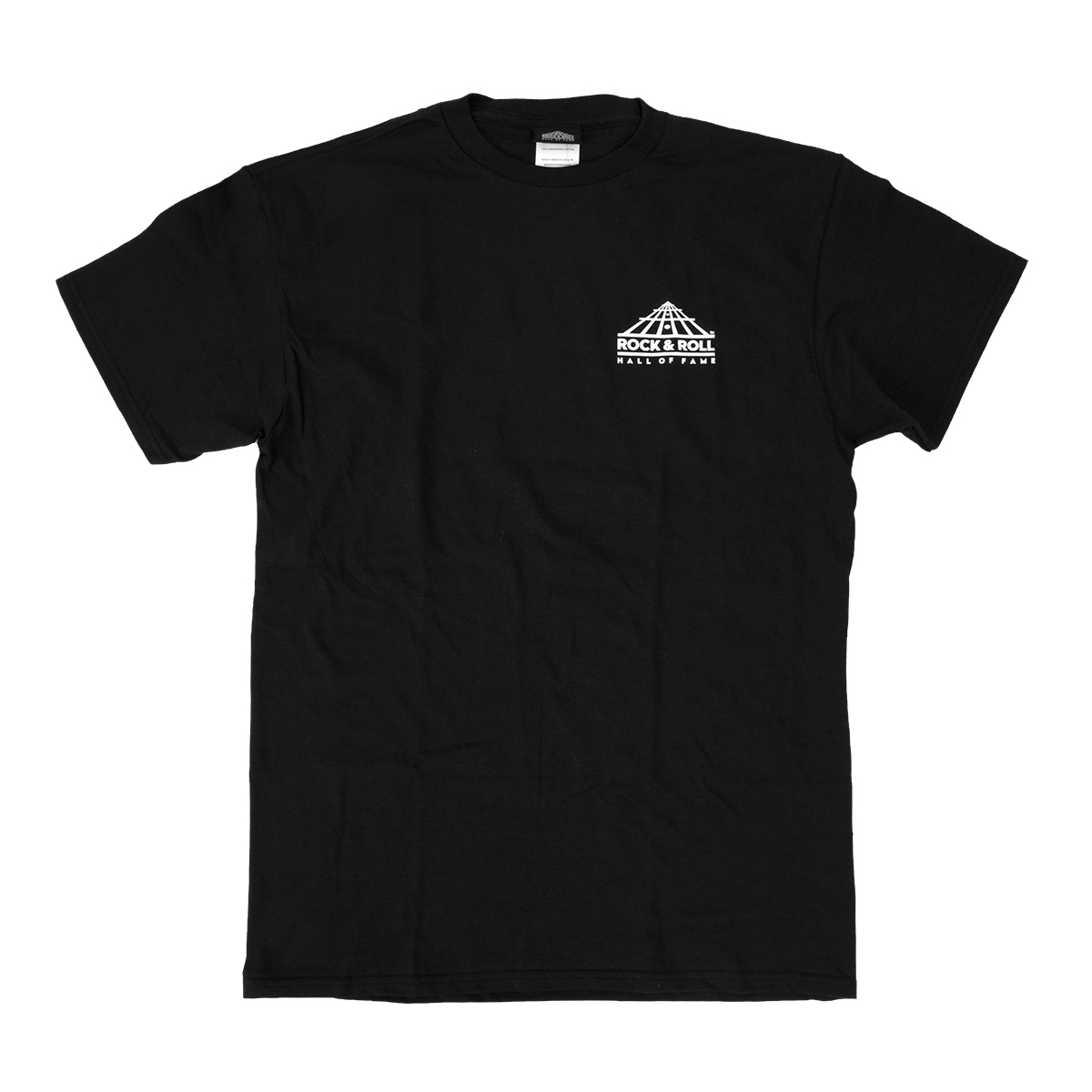 Guitar With Wings Unisex Black T-Shirt