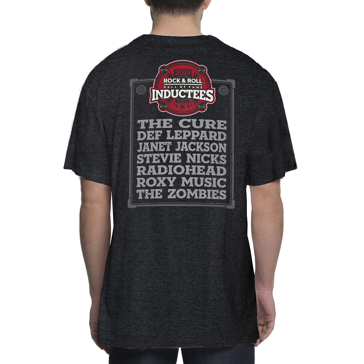 2019 Inductee Class T-Shirt