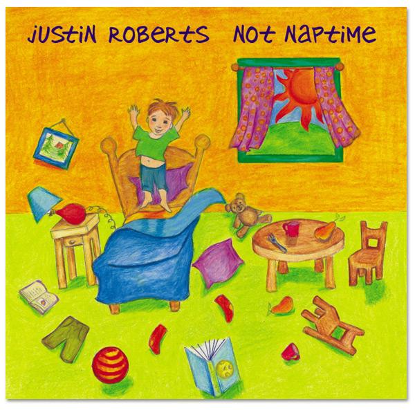 Not Naptime Digital Download - Justin Roberts