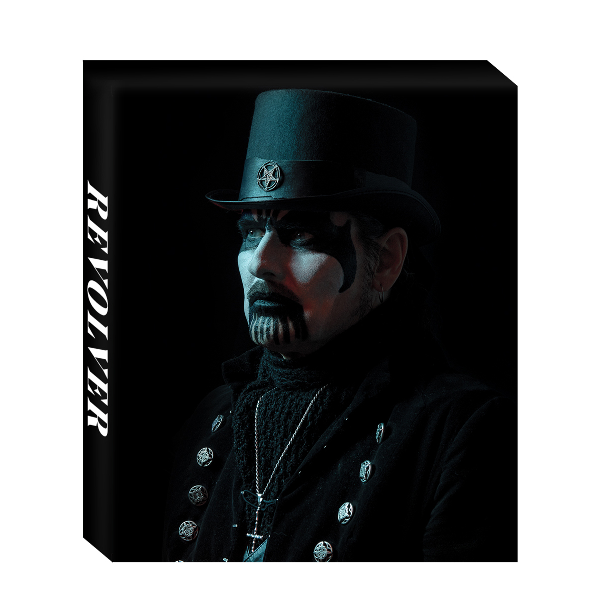 DEC/JAN 2019 THE DREAMS AND NIGHTMARES ISSUE FEATURING KING DIAMOND — BOX SET