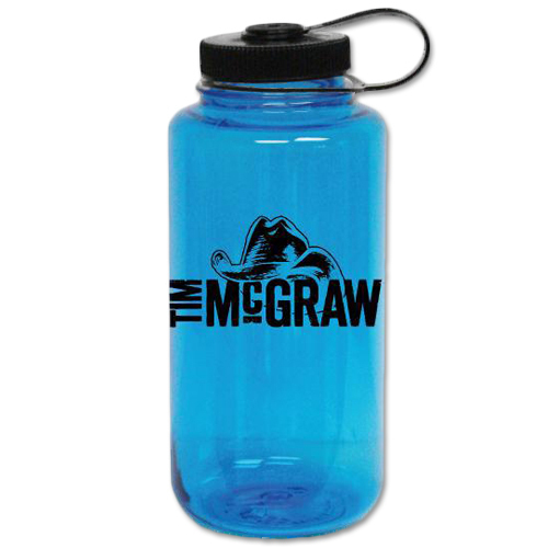 Tim McGraw 16oz. Nalgene Water Bottle