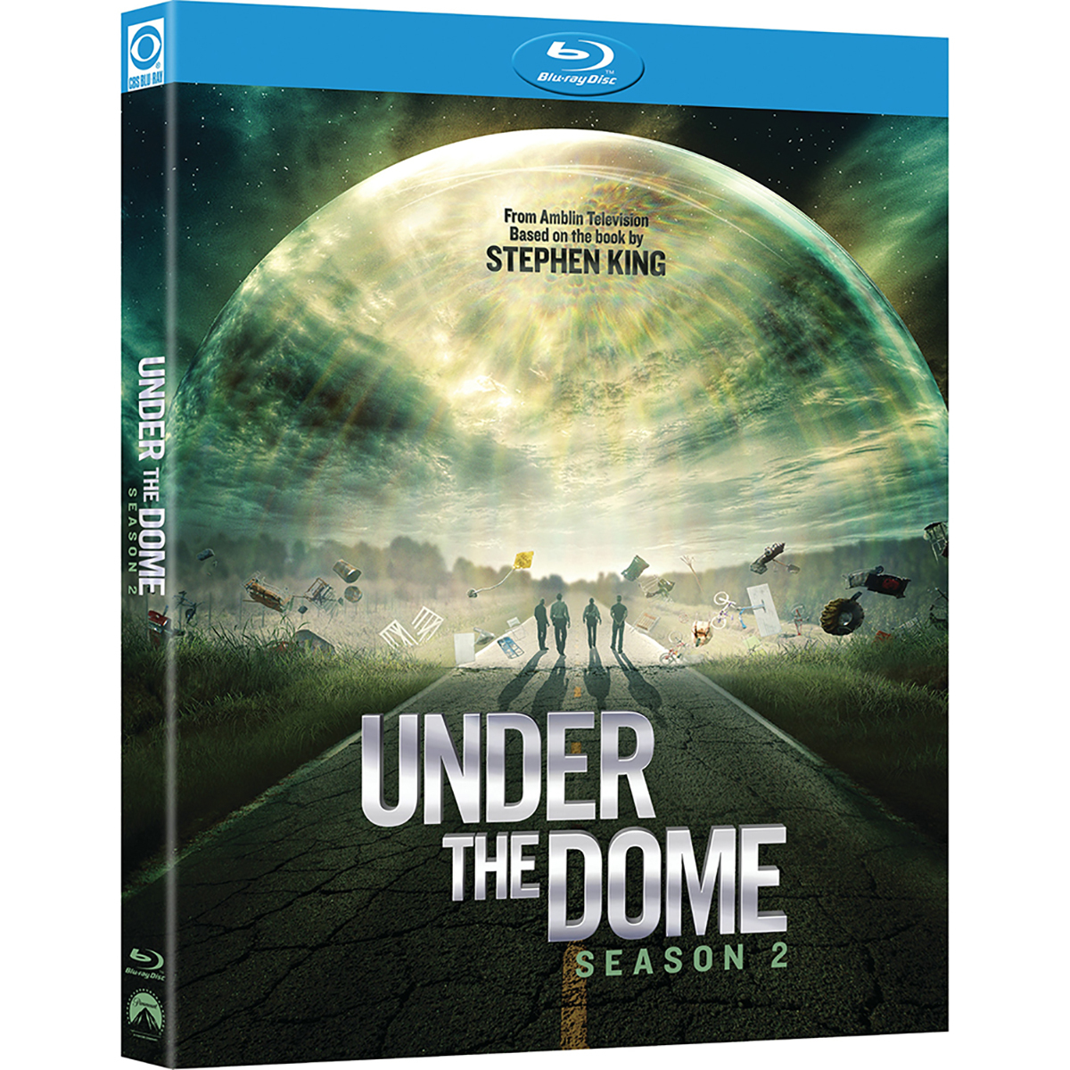 Under The Dome: Season 2 Blu-ray -  DVDs & Videos 6445-702265
