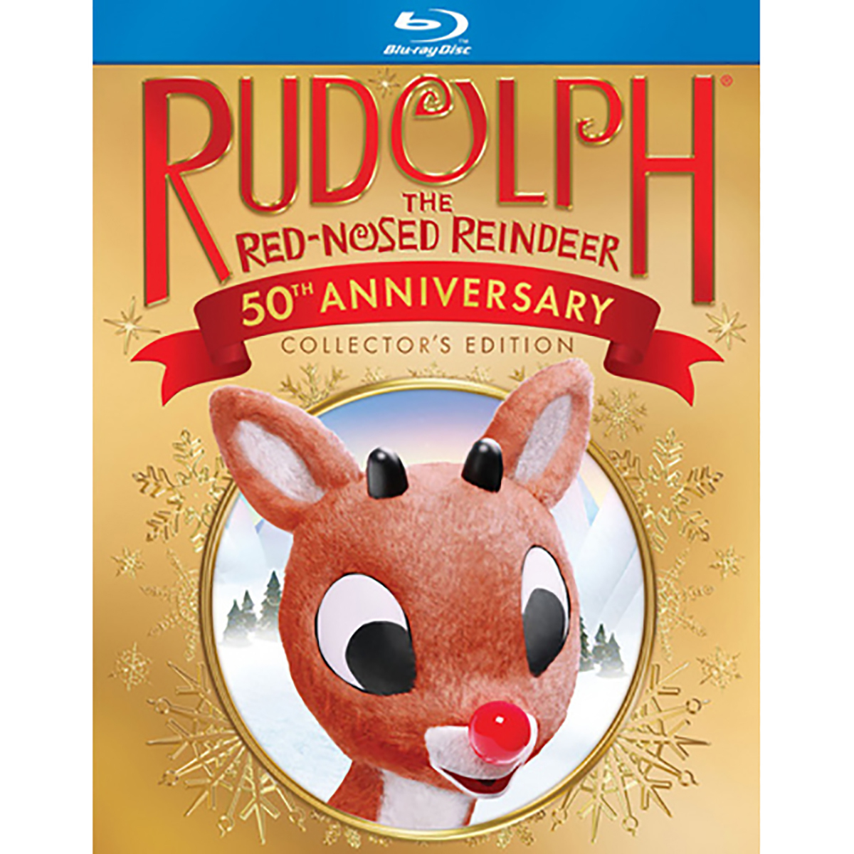 Rudolph The Red Nosed Reindeer: 50th Anniversary Collection Blu-ray -  DVDs & Videos 6445-731264