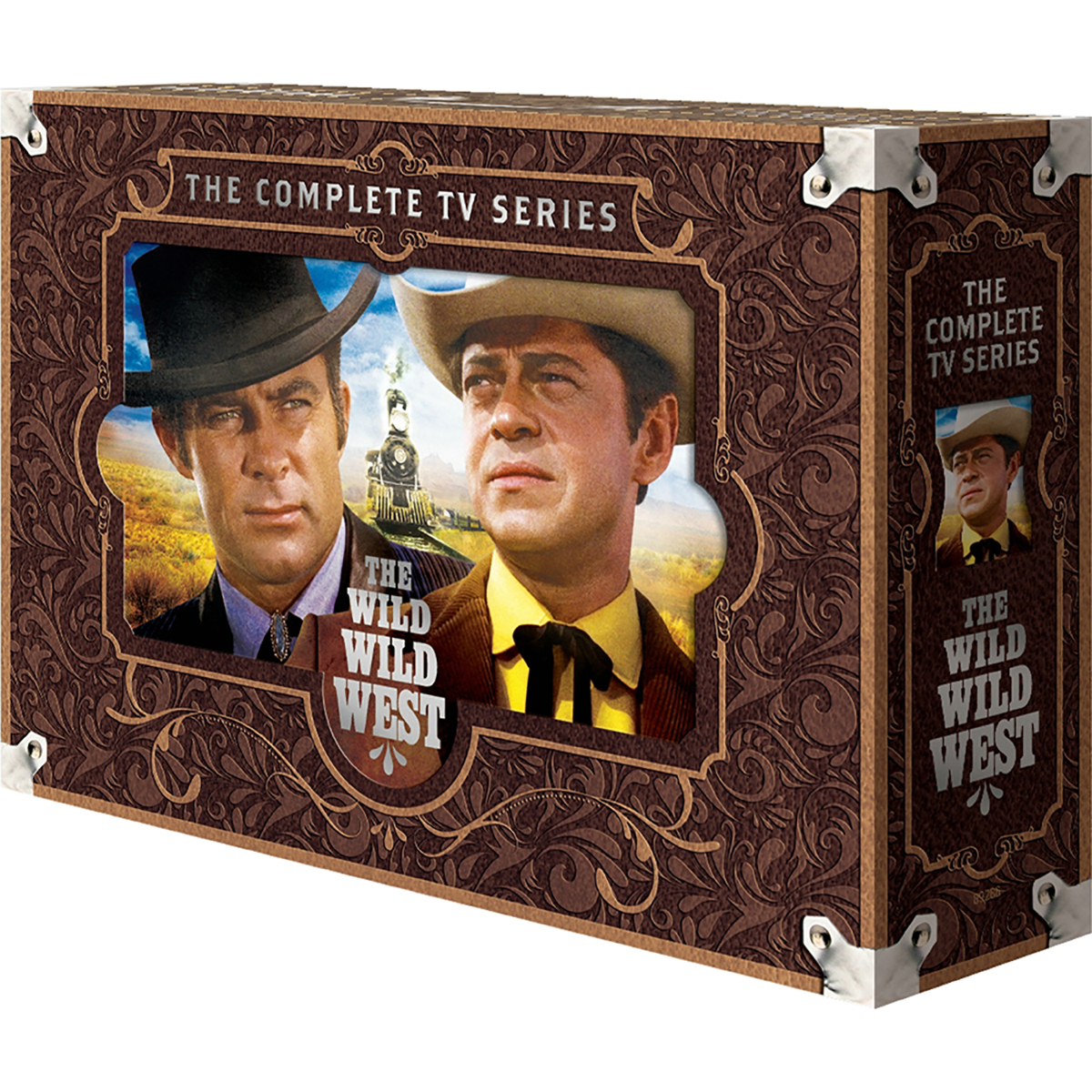 The Wild Wild West: The Complete Series DVD -  DVDs & Videos 192-73786